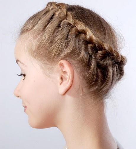 einfache frisuren zum nachmachen lange haare
