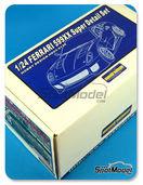 Maqueta 1/24 SpotModel - Hobby Design - Ferrari 599XX
