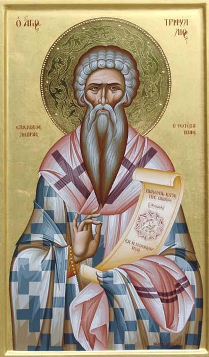 img ST. TRIPHYLLIUS, Bishop of Ledras, Nicosia, Cyprus