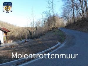 m10 Molentrottenmuur