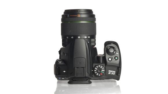 Pentax K-30 review