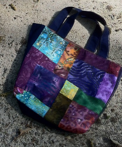 Bag #2 (batik)