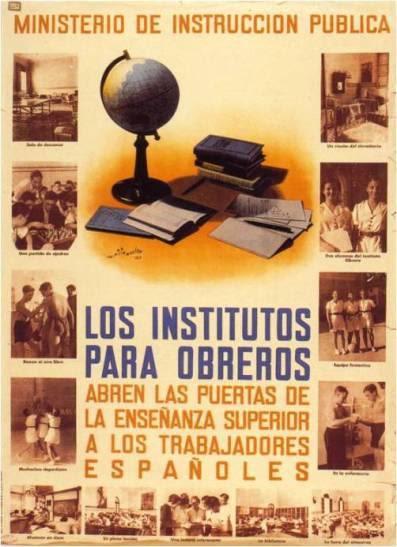 Los Institutos Obreros