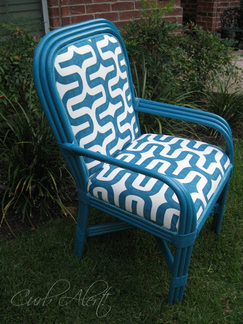 Blue Chair 8