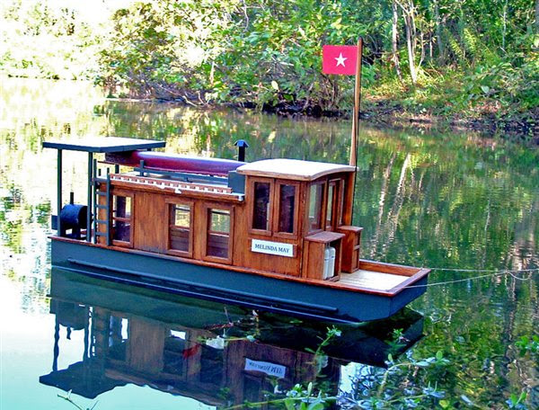 Plans And Designs For Building A House Boat Or Pontoon on Pinterest