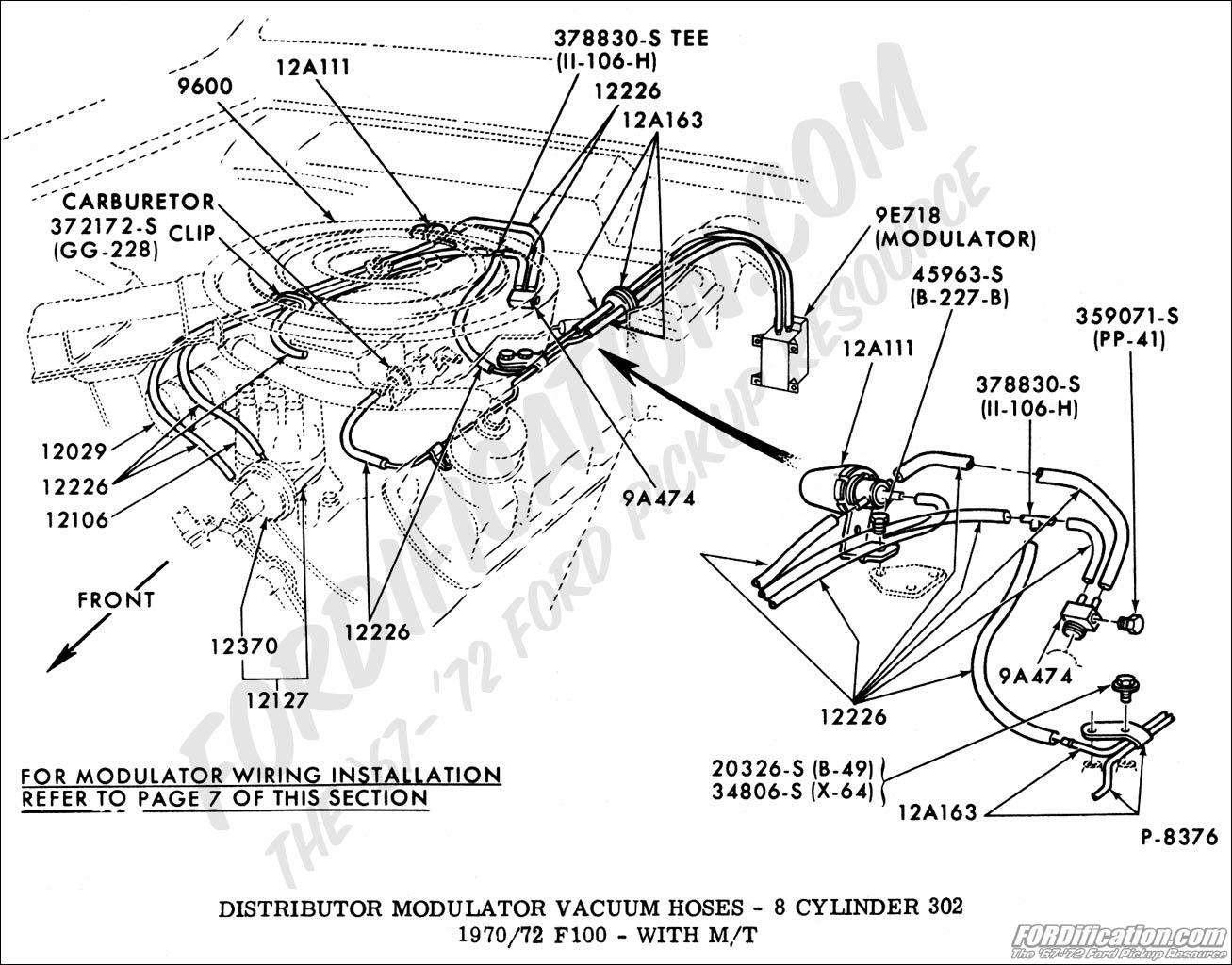 Wiring Schematic For 1971 Bronco - Wiring Diagram Schemas