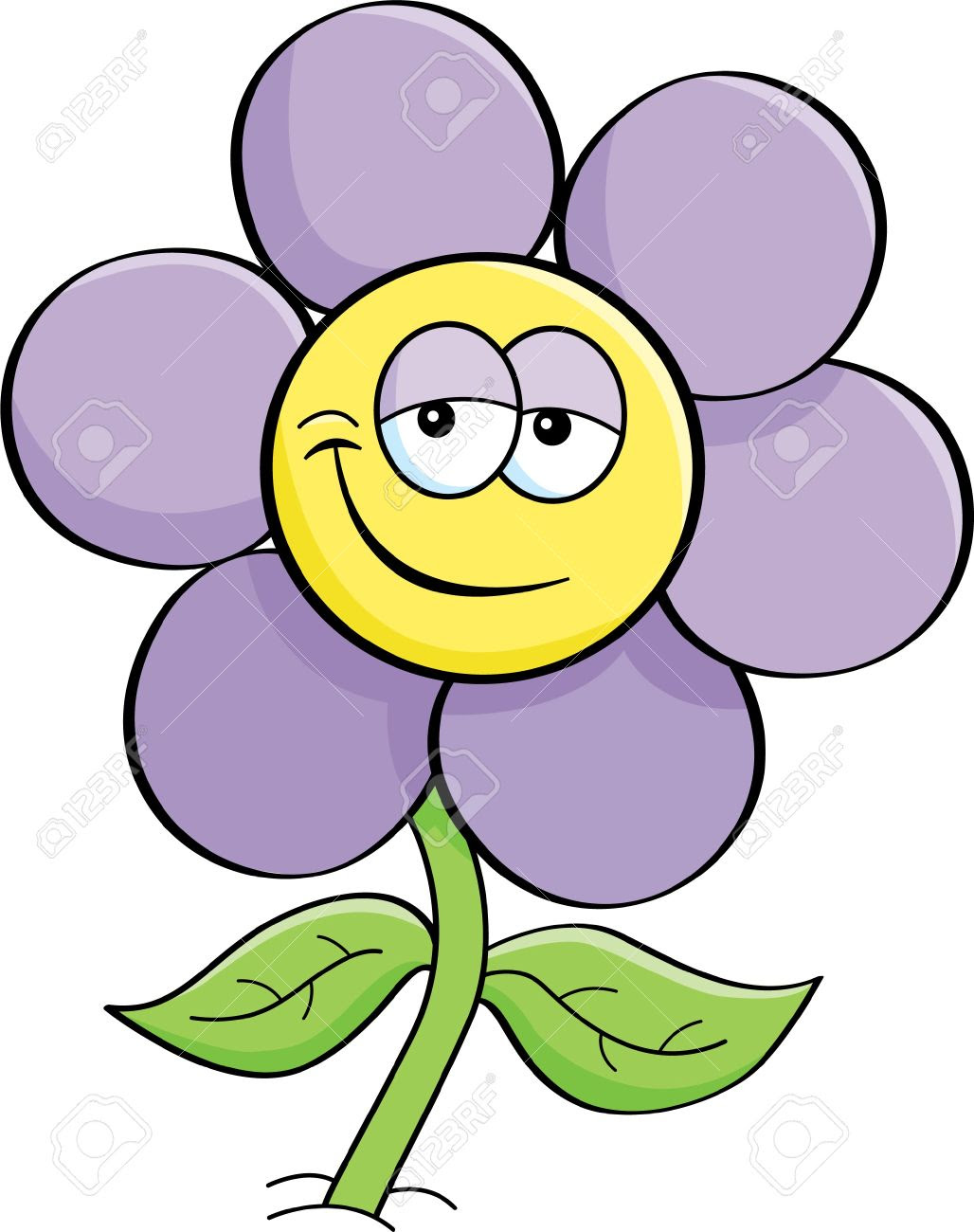 Beautiful Cartoon Flower Images Free Top Collection Of Different Types Of Flowers In The Images Hd