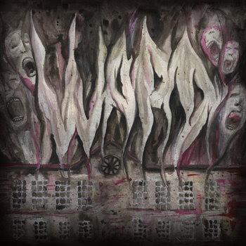 WARD LP cover art