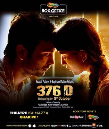  376 D (2020) Hindi 720p 480p HDRip 900MB And 350MB
