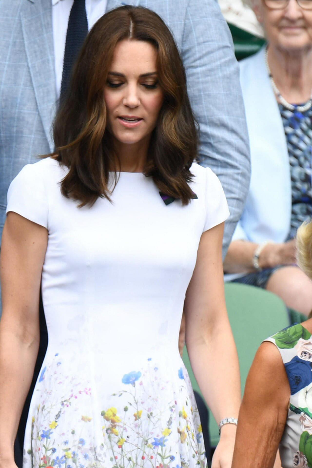 Capelli I Consigli Di Bellezza Di Kate Middleton Dilei