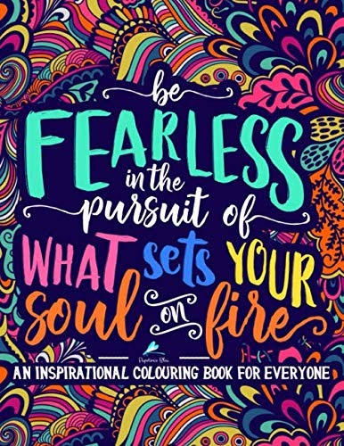 Download: An Inspirational Colouring Book For Everyone: Be