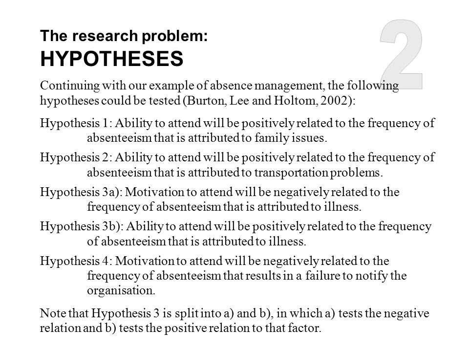 hypothesis vs thesis example  thesis title ideas for college