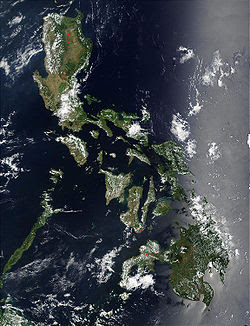 Maps Satellite Map Of The Philippines