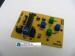 Điều khiển ăng-ten với PIC16F876A XY pic cơ bản