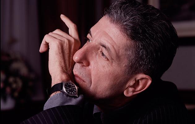 Leonard Cohen 'Hallelujah'