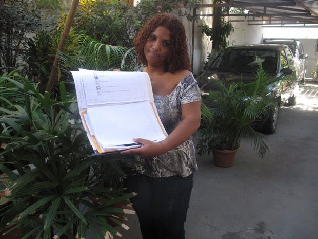 Professora diz que caráter punitivo e pedagógico da decisão foi o mais importante (Foto: Janaína Carvalho/G1)