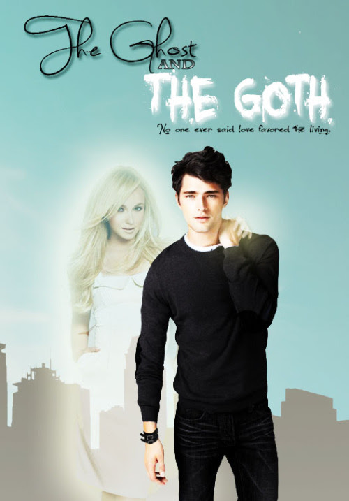 "allaricavonhale:  ""No one ever said love favored the living.""  The Ghost and the Goth by Stacey Kade Hayden Panettiere as Alona Dare Sean o'Pry as Will Killian   Awesome! :)"
