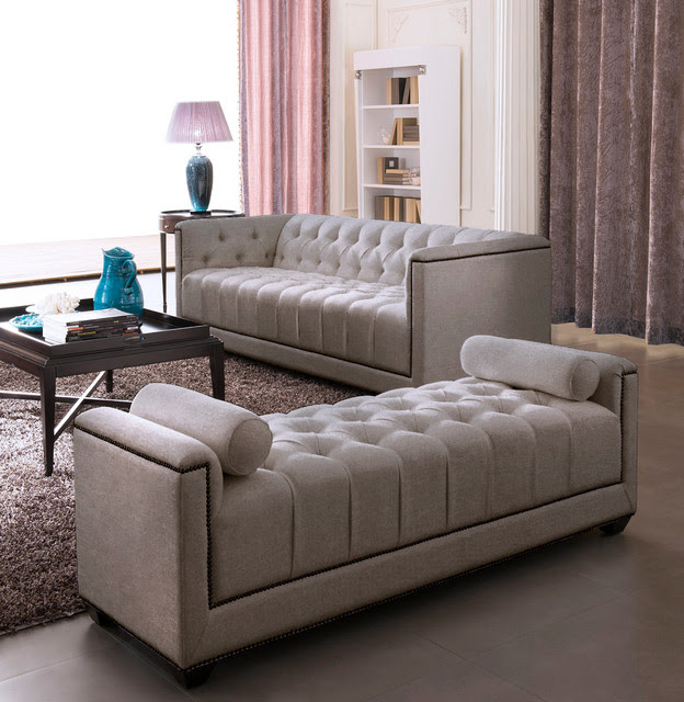 Eden - Moki - Modern Sofa Set - Modern - Living Room ...