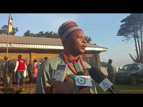 Fon Samkie Replaces Pastor Khan Elroy As Mayor of Santa