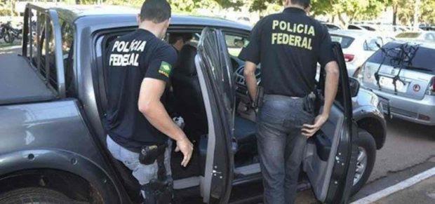 Resultado de imagem para wilson santiago polícia federal