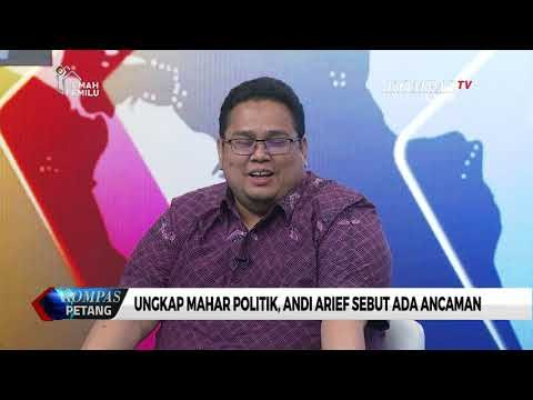 Ungkap Mahar Politik, Andi Arief Sebut Ada Ancaman