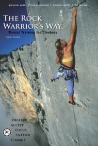 The Rock Warrior's Way - book