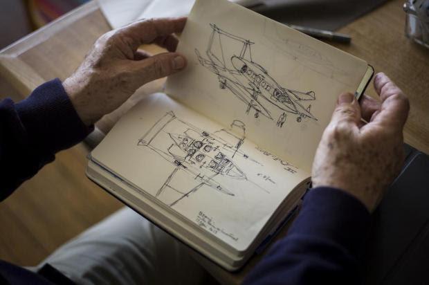 Avião de pioneiros franceses da aviação teria caído perto de ilha remota Ian Willms/NYTNS