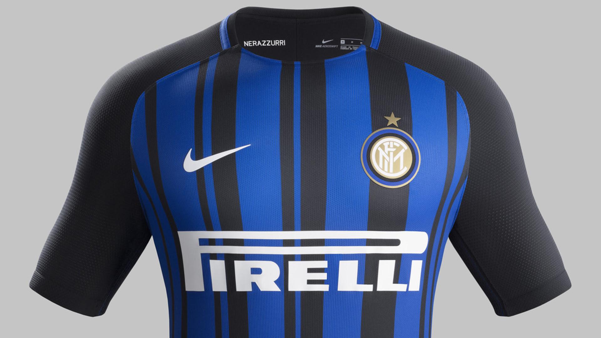 Inter Milan Perkenalkan Jersey Baru 2017 18 Goalcom