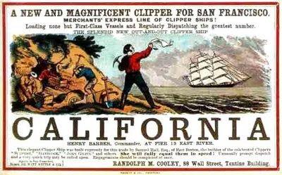 California ship ad from Wikimedia Commons