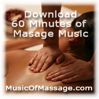 Get great massage music today!