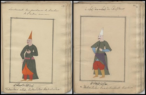 Turkish Costumes k