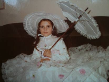 Emanuela,  dai tempi felici alle manifestazioni per la verità