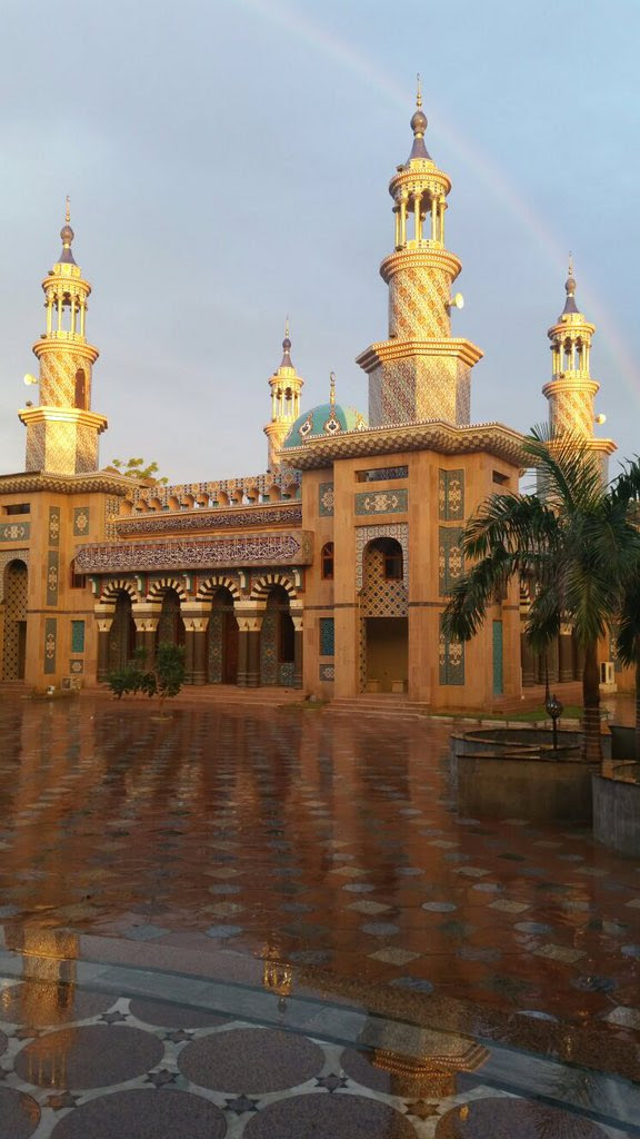 Is This The Most Beautiful Mosque In Nigeria?