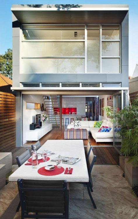 designed-for-life:  House Leichhardt by Rolf Ockert Design
