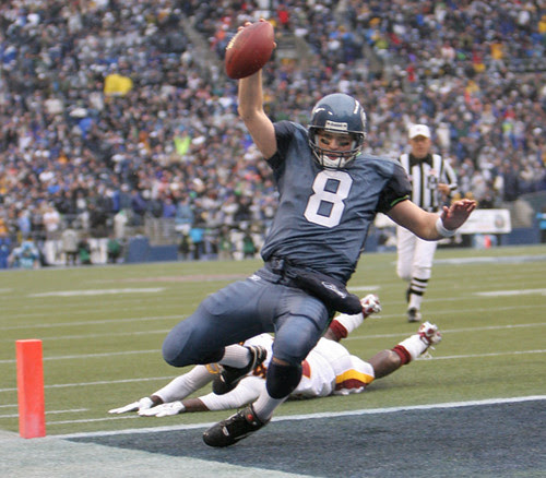 TD Hasselbeck