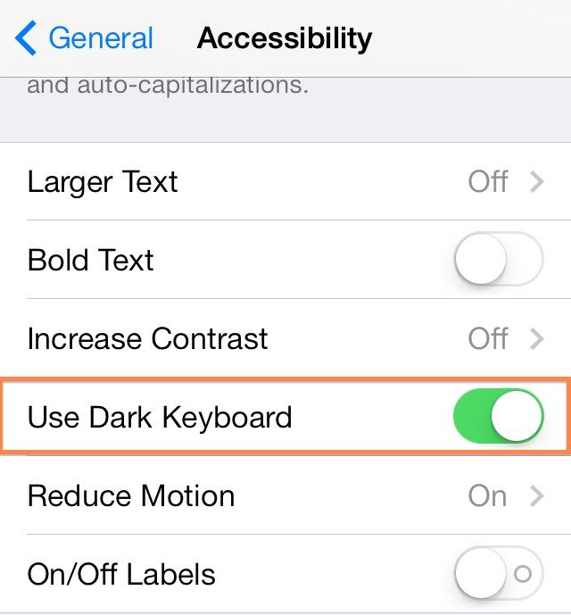 darkkeyboard