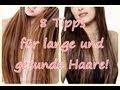 Wie Bekommt Man Langere Haare