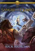 La sangre del Olimpo (Los héroes del Olimpo V) Rick Riordan