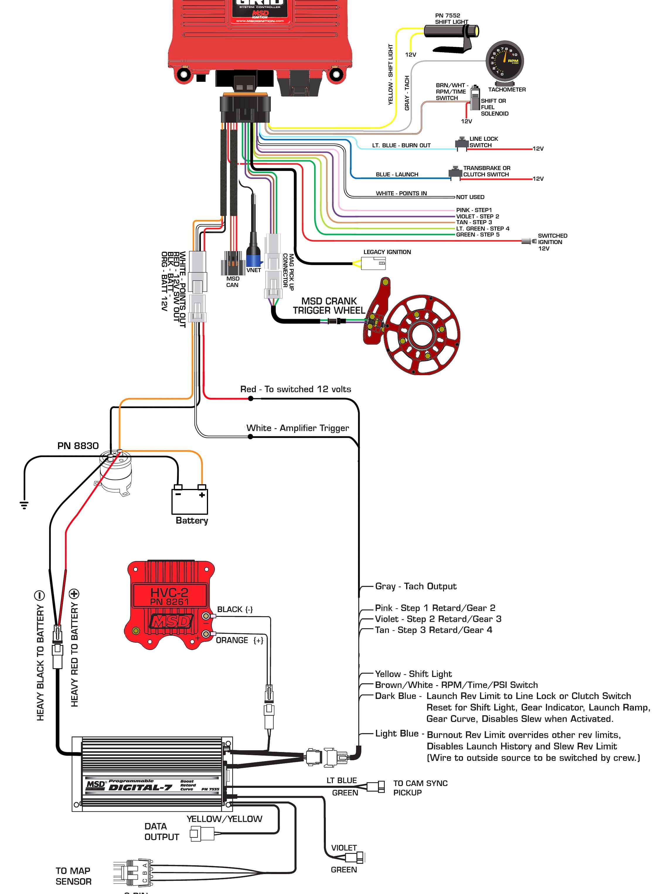 33 Accel Super Coil Wiring Diagram