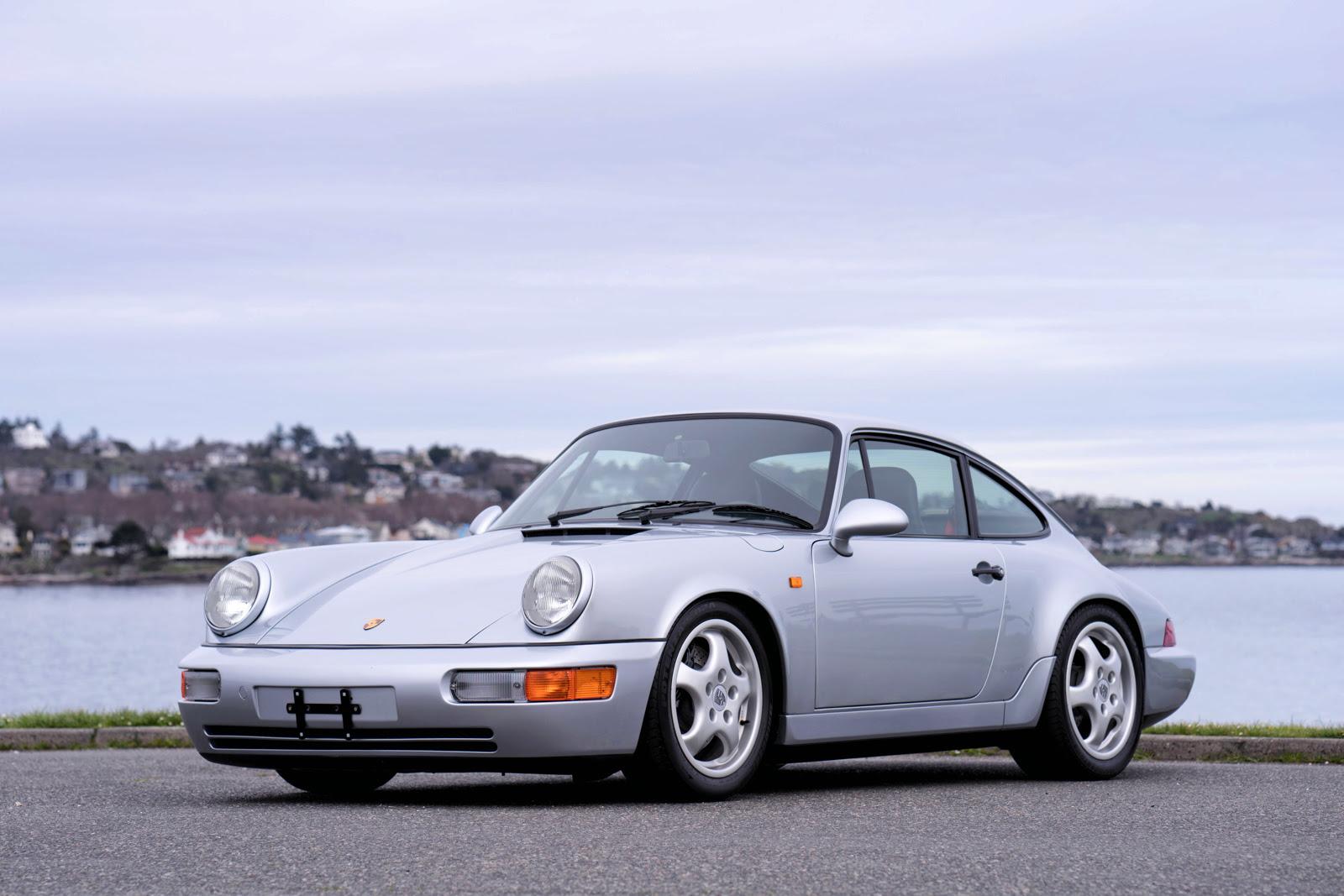 1992 Porsche 964 Carrera Rs M001 For Sale Silver Arrow