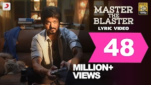 Master the Blaster Lyrics - Anirudh Ravichander