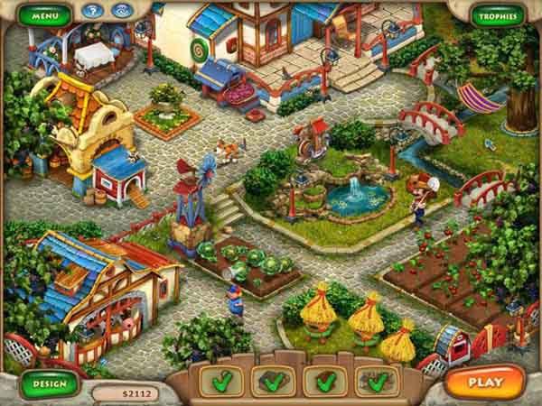 لعبة Farmscapes