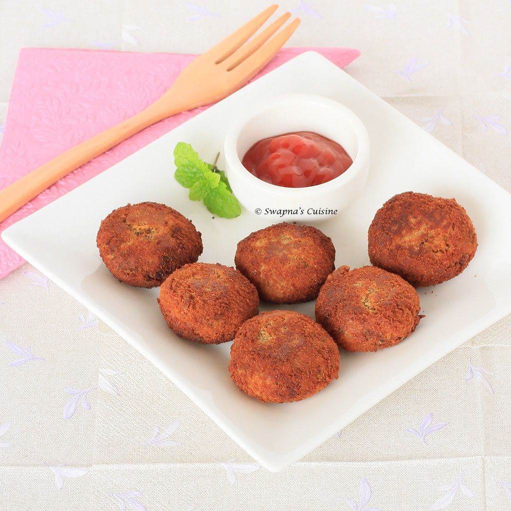 Kerala Fish Cutlets Picture