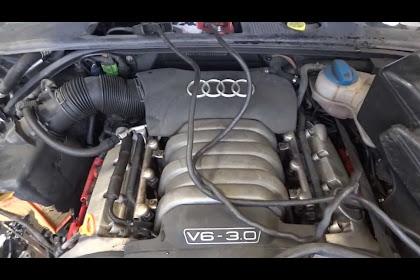 2004 Audi A4 30 Quattro Engine For Sale