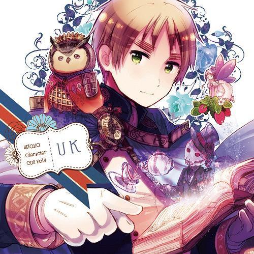 ヘタリア キャラクターcd Ii Vol4 イギリス Cv 杉山紀彰 イギリス