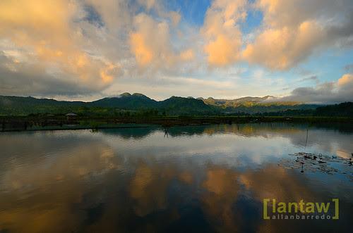 Morning Reflections at Lake Seloton