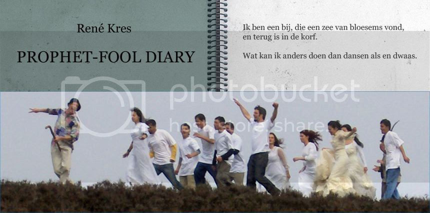 Profeet-Dwaas Dagboek