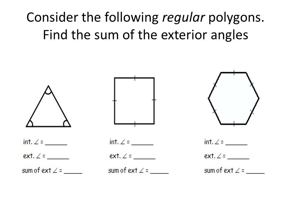 Consider+the+following+regular+polygons
