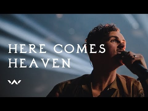 Here Comes Heaven Lyrics - Elevation Worship
