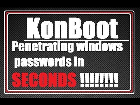 Password නැතුව පරිගණකයට රිංගන හැටි.